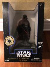 SEALED Darth Vader Bank Electronic Talking Light Sound Star Wars 1996 Thinkway