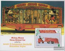 St. Vincent Block 360 (compleet.Kwestie.) postfris MNH 1995 Oud Disney-Speelgoed