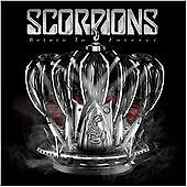 Scorpions-Return To Forever (2015) CD-Emballage d'origine-Article Neuf