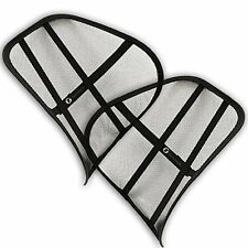 Zone Tech 2x Cool Vent Mesh Back Lumbar Support For Car Office Chair And Others