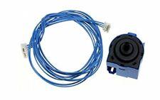 Genuino Hotpoint Lavadora Lineal Azul Interruptor de Presión Unidad Kit