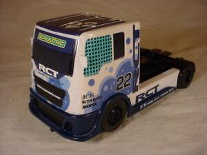 Scalextric Team Racing Truck #22 RCT C3610 Near Mint DPR