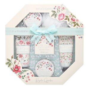 Baylis & Harding Limited  Royale Garden Bath Rose Poppy & Vanilla Soap Lotion