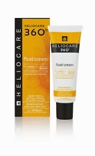 Heliocare 360 Fluid Cream SPF 50 High Protection 50ml Tested