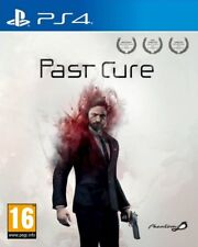 Past Cure PS4 * NEW SEALED PAL *