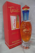 TOCADE ROCHAS 3.3 3.4 OZ 100 ML EDT REFILLABLE SPRAY NIB WOMAN FRAGRANCE OLD BOX