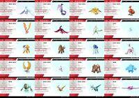 ALL 87 ✨Shiny Legendary Pokemon ✨ Sword and Shield Perfect 6IV Battle ready