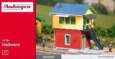 Auhagen 13234 TT - Stellwerk NEU & OvP