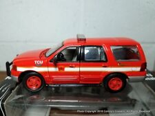 Gearbox 1/43rd scale Boston, Massachusetts Fire Department Ford Expedition