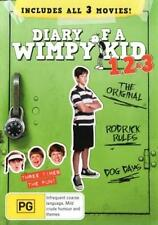 Diary of A Wimpy Kid: 1 2 3 : NEW DVD