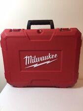 Milwaukee Hard Shell Plastic Case For 2688-21 2688-20 M18 Cordless Heat Gun