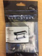 """Kawada blocchi nano micro dimensioni Building Blocks """"Sintetizzatore di"""" 130 PEZZI"""