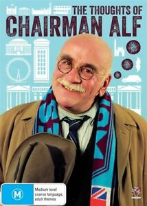 The Thoughts Of Chairman Alf (DVD, 2014) Warren Mitchell - New & Sealed