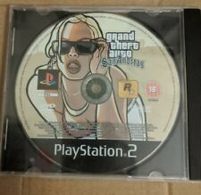 Grand Theft Auto San Andreas PlayStation 2 / PS2 Disc Only