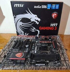 MSI H97 Gaming 3 Motherboard