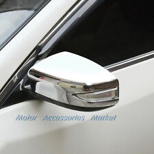 New Chrome Rearview Mirror Cover Trim for Nissan Maxima 2016-2020