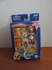 Sailor Moon Nuova con abiti di ricambio mini dessables