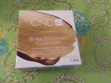 CND Brisa Shimmers Collection - Custom Blending Color Gels 3 colors