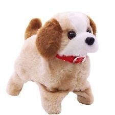 Flip Sit toysrex Toy Dog Barking Beige and Walks New