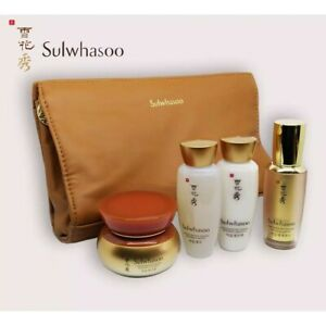 Sulwhasoo VIP Kit 4 items + Leather Pouch