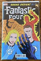 Fantastic Four Grand Design No. 2 NM+ Tom Scioli Marvel Comics C2