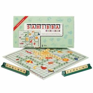 Board Game SAHIBBA Kanak-Kanak [ SPM GAMES ] Kids Children Spelling [ SPM100 ]