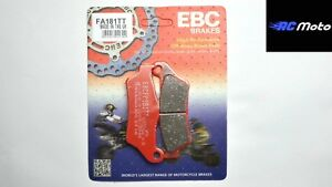 GAS GAS EC HP MC Front Brake Pads EBC FA181TT 200 250 300 450