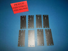 Lot of 8 Cinch MS-142 Terminal Block Marker Strip No.1-5 MS142