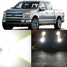 Alla Lighting Fog Light LED Bulbs for 01~17 Ford F150 F250 F350 F450 Super Duty