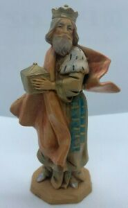 Fontanini from Roman Heirloom Nativity 5�� Collection Made In Italy MELCHIOR