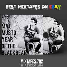 Blackbear- Year Of The Blackbear Mixtape (Artwork CD/Front/Back Cover) Mat Musto