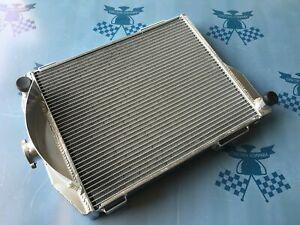 FIT AUSTIN HEALEY 3000 2.9L 1959-1967 ; 100-6 1956-1959 Aluminum Radiator
