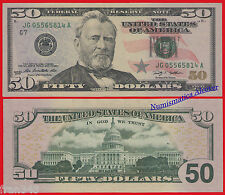 ESTADOS UNIDOS USA 50 dolares dollars 2009 G CHICAGO Pick new  SC / UNC