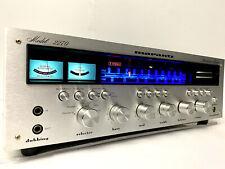 New ListingMarantz 2270 Vintage Am/ Fm Stereo Receiver Audiophile Serviced 100% Near Mint