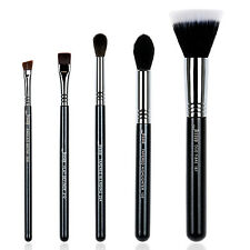 Jessup Pro Eyes Contour Brow Makeup Brush Set Power Cosmetics Kit Tools T126