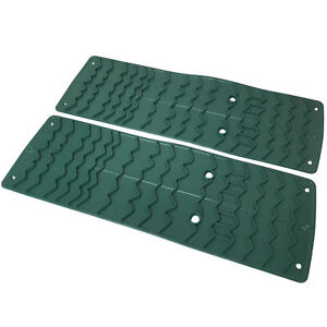 MONSTER MAT with STORAGE BAG - TYRE GRIP LEVEL TRACTION MAT caravan motorhome