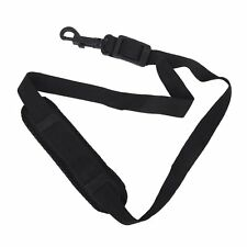 Saxophone Neck Strap with Snap Hook, Padded, Adjustable, Black A6A8
