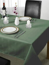 The Fine Dining Tableware Chequered Table Cloth-Round Table, Rectangle Table