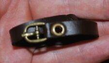 """Custom Leather Belt for 1/6 scale 12"""" Action Figure Man. Dragon, BBI. Knight."""