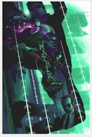 NYCC 2018 The Matrix by Barret Chapman Print Poster Art #/325 24x36