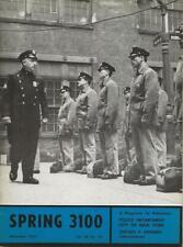 1957 SPRING 3100 NEW YORK CITY POLICE MAGAZINE. NOVEMBER 1957