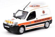 Peugeot Partner Protection civile ELIGOR
