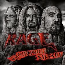 RAGE - Gib Dich Nie Auf  - MCD EP CD - Neu OVP