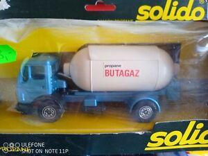 1/50 SOLIDO camion Propane Butagaz