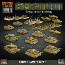 Flames of War: German Panzer Kampfgruppe Army Deal 2019 (GEAB18)