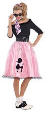 Halloween Costume Adult Sock Hop Sweetie 50's Plus Size