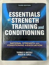 LikeNEW inside - Essentials of Strength Training and Conditioning 3rd Edition