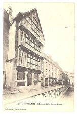 CPA 29 - MORLAIX (Finistère) - 641. Maison de la Reine Anne - Dos non divisé