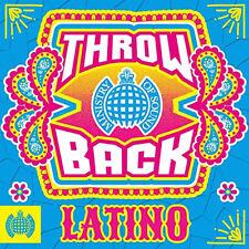 Various Artists : Throwback Latino CD (2017) ***NEW***