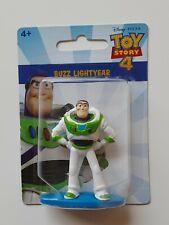 "Toy Story 4 Mini Mattel Buzz Lightyear 3"" Figurines/Toys - New Disney"